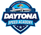 Daytona Speed Academy Logo 640pxl Poster Format Final